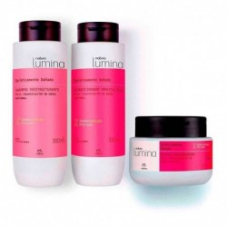 Shampoo Acondicionador Y Mascara Lumina (Entrega Inmediata)
