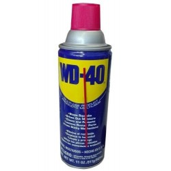Wd-40 Spray X 1 Latas 11 Oz Multiusos-382ml Taller Automovil (Entrega Inmediata)