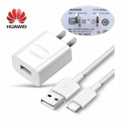 Cargador De Pared Original Huawei 18w 9v/5v Conexión Tipo C (Entrega Inmediata)