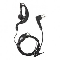 Auriculares Motorola Doble Plug Estéreo Para Walkie Talkie (Entrega Inmediata)