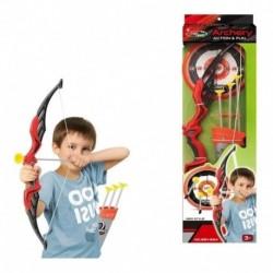 Set De Arco Y Flechas Tiro Al Blanco Archery Action & Fun (Entrega Inmediata)