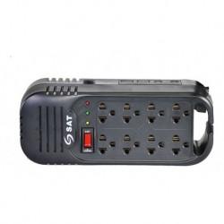 Regulador Automatico Sat 1500va 8 Tomas (Entrega Inmediata)