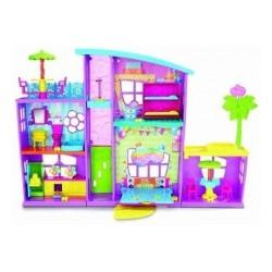 Polly Pocket Casa De Sorpresas Dnb25 Niñas Elevador Niñas (Entrega Inmediata)