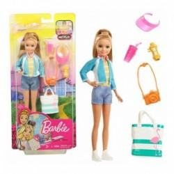 Stacie Barbie Dreamhouse Adventures Vamos De Viaje Fwv16 (Entrega Inmediata)
