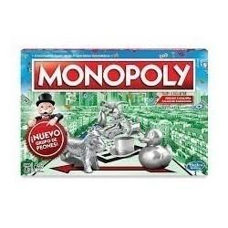 Juego De Mesa Monopoly Juguetes Niños Ref 1009