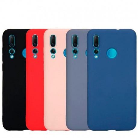 Forro Funda Estuche Silicone Case Huawei P30 Lite