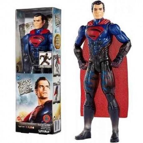 Mattel Superman Figuras Basicas 30 Cms Fpb52 (Entrega Inmediata)