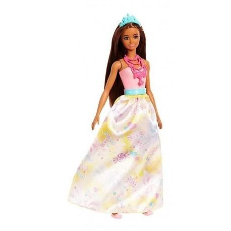 Barbie Dreamtopia Princesas Doll Mattel Fxt13 (Entrega Inmediata)