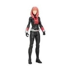 Avengers Titan Black Widow Héroe Hasbro Viuda Negra B661 (Entrega Inmediata)