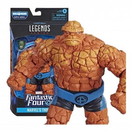 Marvel Legends Los 4 Fantasticos Cosa Mole 18cm Hasbro E7497
