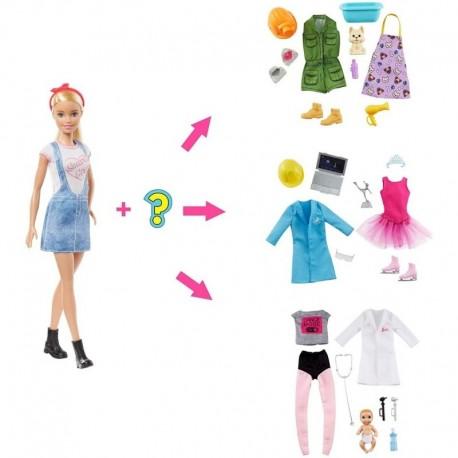 Barbie Quiero Ser Descubre La Profesión Mattel Glh62 (Entrega Inmediata)