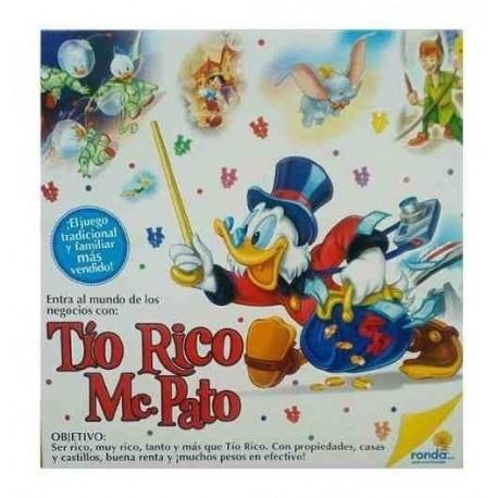 Monopolio Tio Rico Mc Pato Ronda Edición Especial 051002 (Entrega Inmediata)