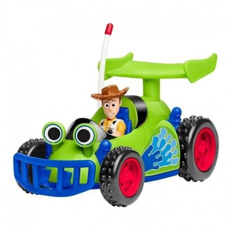 Woody & R.c. Imaginext Disney Toy Story Fisher Price Gfr99 (Entrega Inmediata)