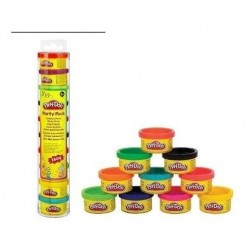 Play Doh Tubo Mini Latas Party Pack Hasbro Ref. 22037