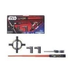 Star Wars Bladebuilders - Sable De Luz Giratorio B8263 (Entrega Inmediata)