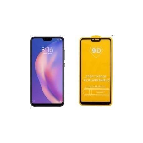 Vidrio Templado 9d Xiaomi Mi 8 Lite (Entrega Inmediata)