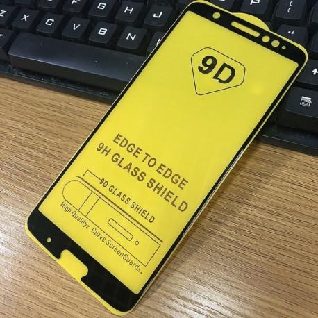 Vidrio Templado 9d Motorola Moto G6 Plus (Entrega Inmediata)