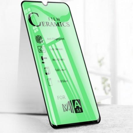 Vidrio Cerámico Full Cover Samsung A31