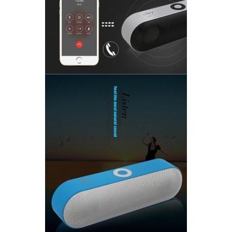Parlante Bny-18 Mini Altavoz Bluetooth Sonido 3d De Altavoz (Entrega Inmediata)