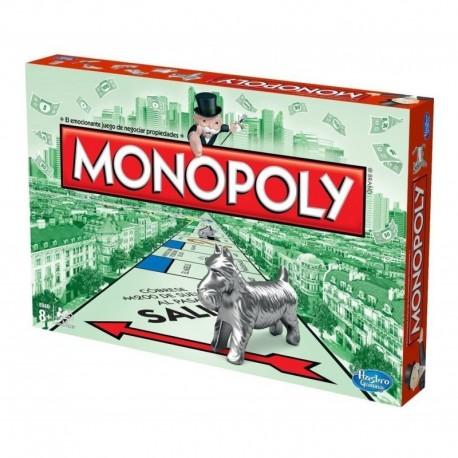 Juego Monopoly Clásico Para Niños Y Adultos / Edicion Grande (Entrega Inmediata)