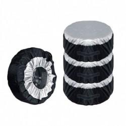 Protector Neumático De 65 Cm A Prueba Polvo Y De Agua X 4 (Entrega Inmediata)