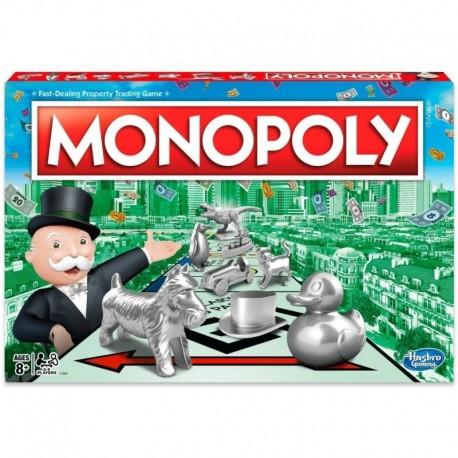 Juego Monopoly Nuevos Tokens Hasbro Niños Y Adultos Nuevo (Entrega Inmediata)