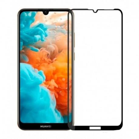 Protector Vidrio Templado 5d Full Cover Huawei Honor 8a (Entrega Inmediata)