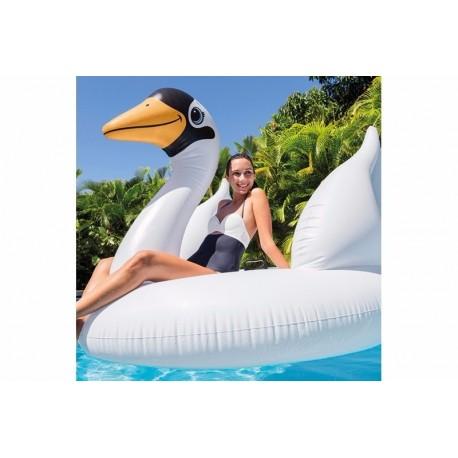 Flotador Cisne Inflable Intex Tamaño Mega 194x152x147cm56287 (Entrega Inmediata)
