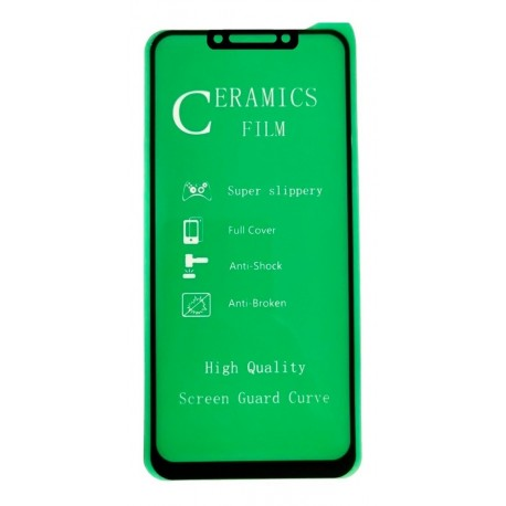 Vidrio Templado 3d Curvo Full Pegante Huawei Mate 20 Pro (Entrega Inmediata)