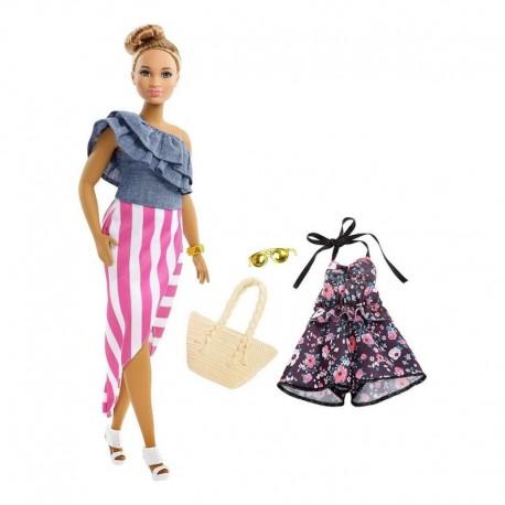 Muñeca Barbie Fashionista Latina 102 Mattel Fry82