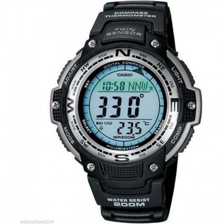 Reloj Casio Sgw100 Termómetro Brújula Original Envío Hoy (Entrega Inmediata)