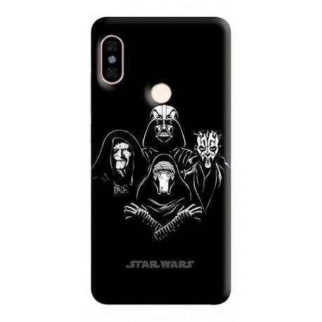 Estuche Forro Cascasa Star Wars iPhone, Samsung, Huawei (Entrega Inmediata)