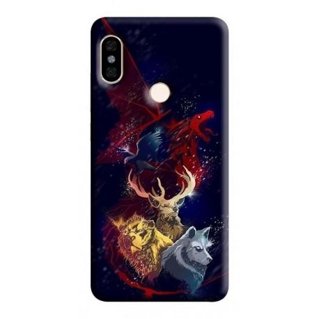 Estuche Forro Carcasa Game Of Thrones iPhone, Samsung,huawei (Entrega Inmediata)