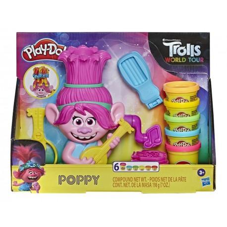 Play Doh Trolls Cabello Arcoiris (Entrega Inmediata)