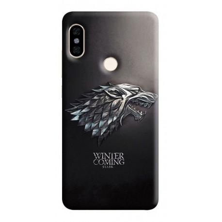 Estuche Forro Carcasa Got Stark iPhone Samsung Huawei (Entrega Inmediata)