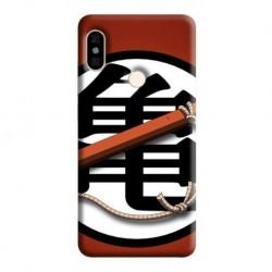 Estuche Forro Carcasa Goku Logo Kanji Xiaomi Motorola Asus (Entrega Inmediata)