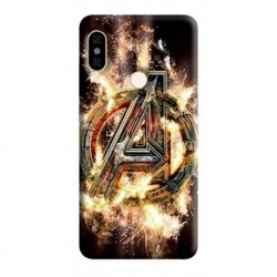Estuche Forro Carcasa Avengers Ultron Xiaomi Motorola Asus (Entrega Inmediata)