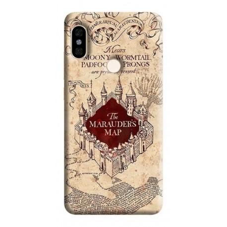Estuche Forro Carcasa Harry Potter Map Xiaomi Motorola Asus (Entrega Inmediata)