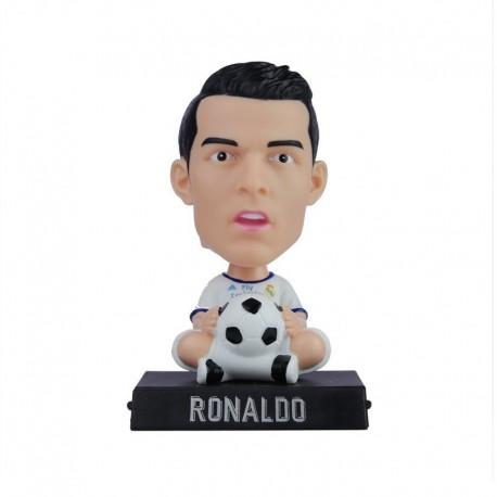 Cristiano Ronaldo ( Real Madrid) Cabezón Coleccionable. (Entrega Inmediata)