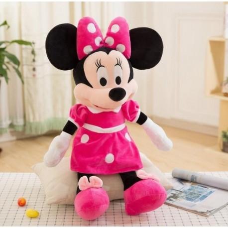 Minnie Gran Peluche Disney Fucsia De 60 De Alto X 45 Ancho (Entrega Inmediata)