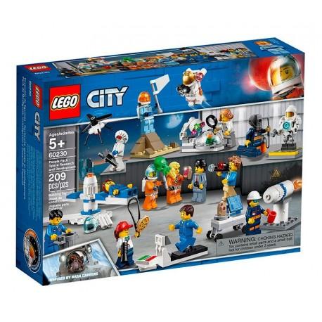 Lego City Set Astronautas (Entrega Inmediata)