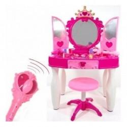 Tocador Magico Inteligente Juguete Para Princesas Con Silla (Entrega Inmediata)