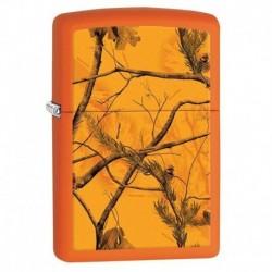 ¡ Zippo Stamp Realtree Ap Blaze Pocket 29130 Mate Naranja !! (Entrega Inmediata)