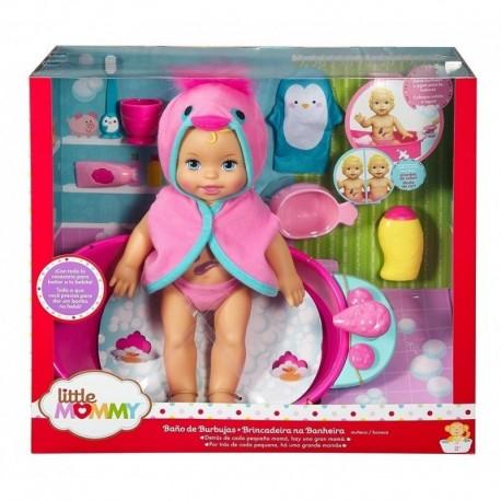 Little Mommy Baño De Burbujas (Entrega Inmediata)