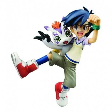Digimon Figura Gomamon / Joe (Entrega Inmediata)