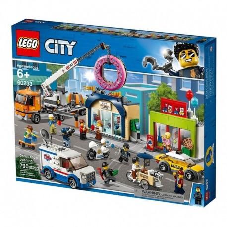 Lego City Tienda De Donuts (Entrega Inmediata)