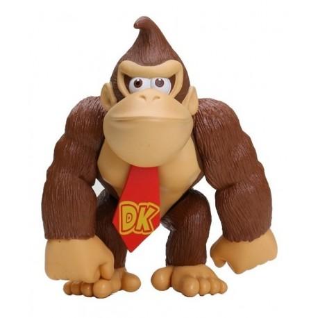 Donkey Kong Figura En Pvc De 15 Cms. (Entrega Inmediata)