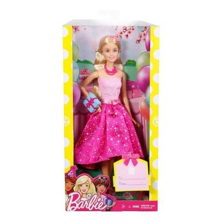 Muñeca Barbie Feliz Cumpleaños Barbie Party Holliday !! (Entrega Inmediata)