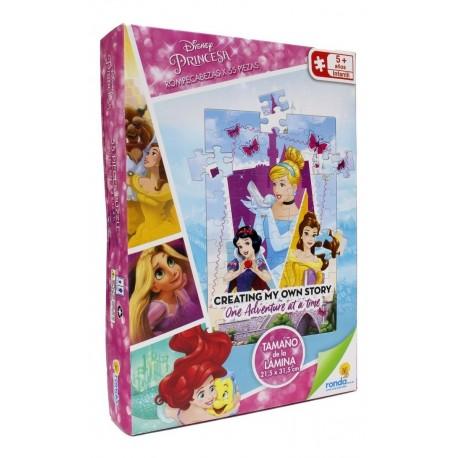Rompecabezas Para Niños Y Niñas 55 Piezas Disney Original (Entrega Inmediata)