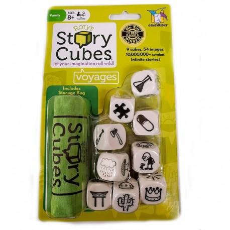 ¡ Rorys Story Cube Voyage Juego Cubos Historias Viajes !! (Entrega Inmediata)